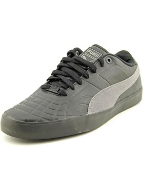 e8f24c1acc Product Image Puma Tech Sala 76 Urban Fair Isle Mens Black/Gargoyle Sneakers