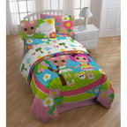 Lalaloopsy Polyester Bedding Sheet Set