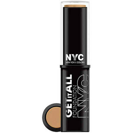 Nyc New York Color Get It All Foundation  0 24 Oz  Nude