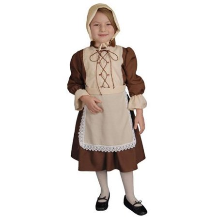 Colonial Girl - Large 12-14
