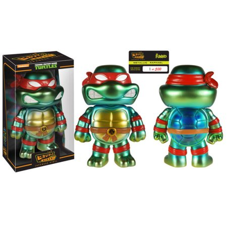 (Teenage Mutant Ninja Turtles Raphael Metallic Hikari Sofubi Vinyl Figure)