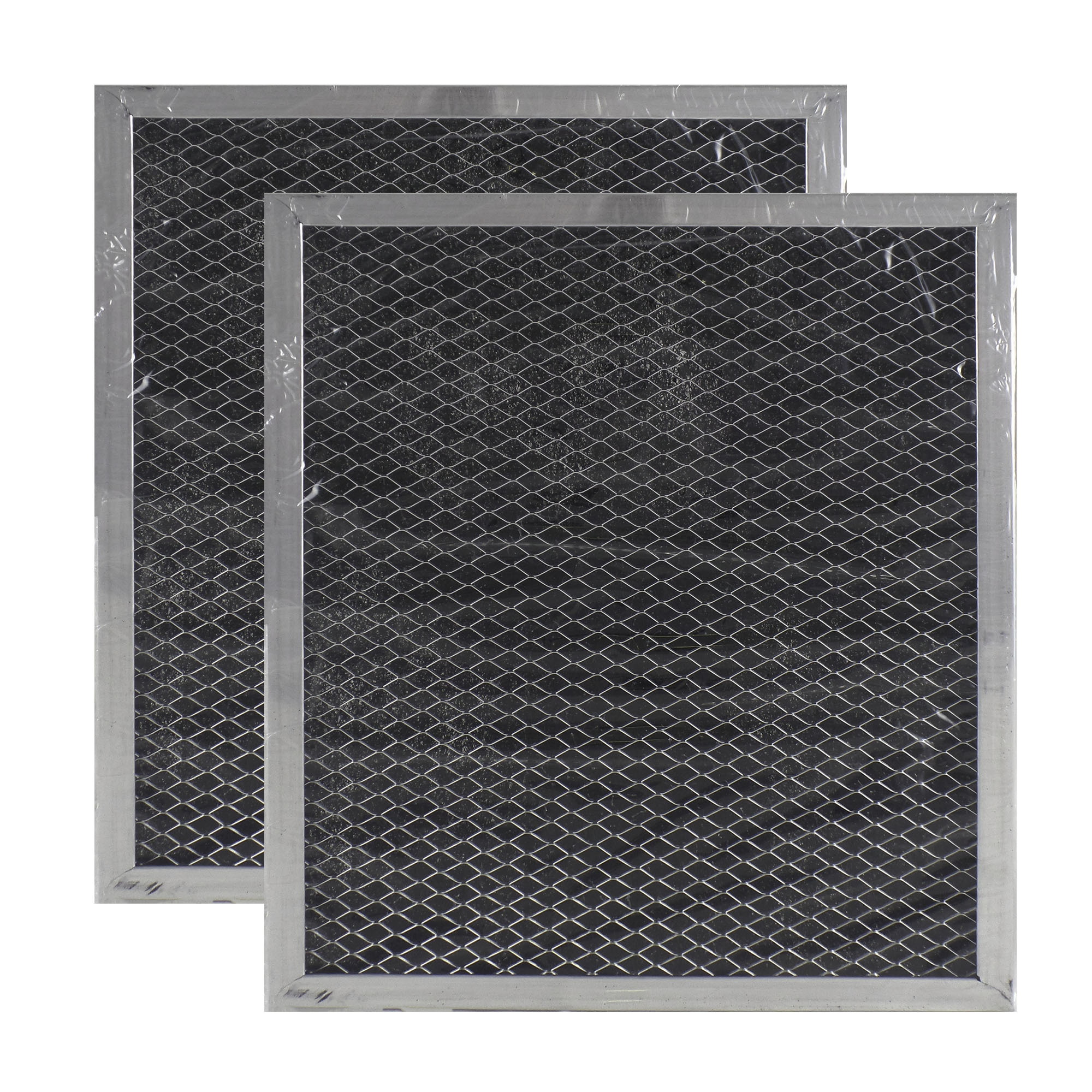"Range Hood Filter 2 NEW 9/"" x 10.5/"" x 1//8/"" Grease Type"
