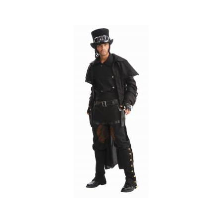 STEAMPUNK DOUBLE THIGH HOLSTER](Steampunk For Men)