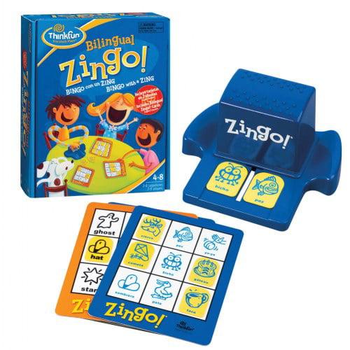 Bilingual Zingo French