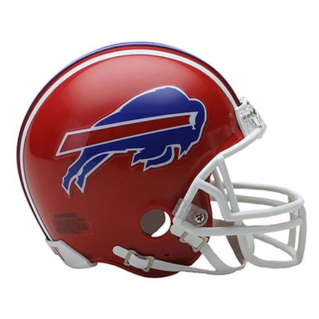 Riddell Buffalo Bills Throwback 1987 - 2001 VSR4 Mini Football Helmet