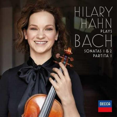 Hilary Hahn Plays Bach: Sonatas 1 & 2 / Partita 1 (CD)