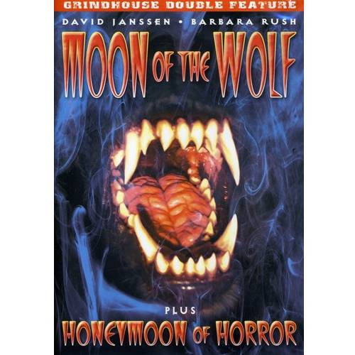Grindhouse Double Feature: Moon Of The Wolf (1974) / Honeymoon Of Horror (1964)