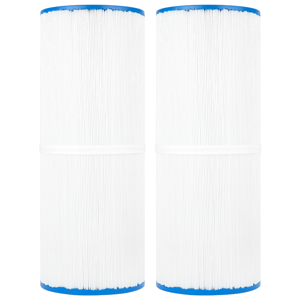 Clear Choice Pool Spa Filter 4.94 Dia x 13.31 in Cartridge Replacement for Rainbow 17-2380 Dynamic Series Aladdin 15002, [2-Pack]