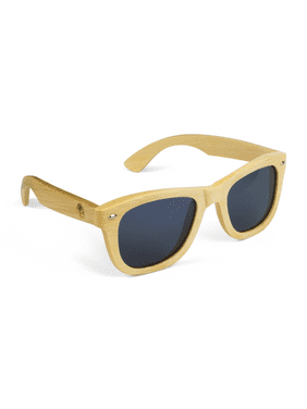 22fdb058f3 Product Image Real Solid Wooden Bamboo Sunglasses Design Polarized Lenses  with Gift Box by Viable Harvest