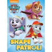 Shape Patrol (Board Book)