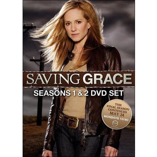 Saving Grace: Seasons 1 And 2 (2-Pack) (Widescreen)