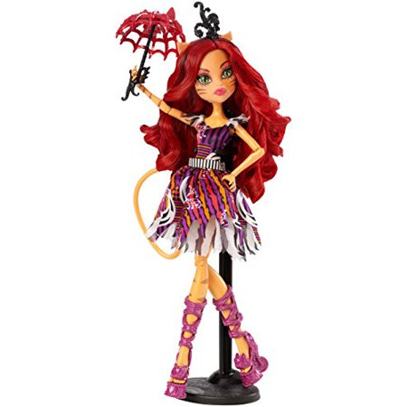 Monster High Freak du Chic Toralei Doll ()