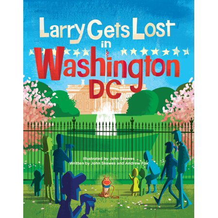 Larry Gets Lost in Washington, DC - Firefly Washington Dc
