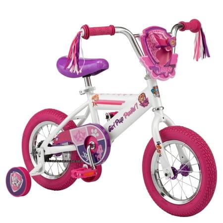 Nickelodeon's PAW Patrol: Skye Sidewalk Bicycle, 12-inch wheels, ages 2 - 4, white ()