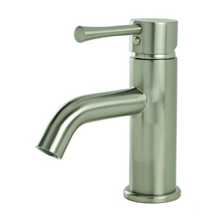 Fontaine S-Series Brushed Nickel European Single-post Bathroom - Fontaine Series