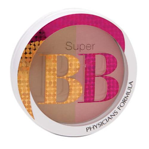 Physicians Formula Super BB 6433 Light All-in-1 Beauty Balm Bronzer & Blush 0.29 oz. Box