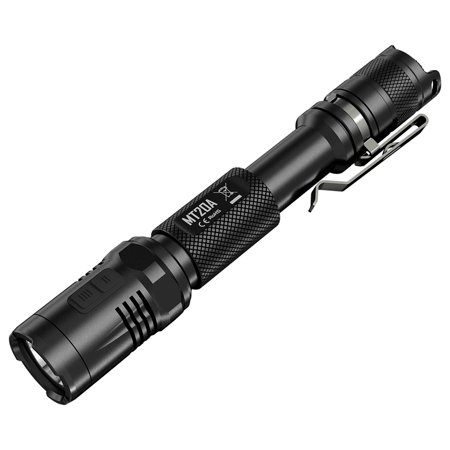 360 Degree Led Flashlight - NITECORE MT20A Multi-task 360 Lumen LED Flashlight - 2xAA