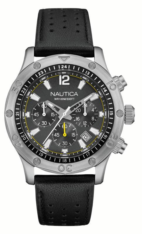 NAUTICA MEN'S WATCH NST 21 44MM by Nautica