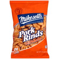 Mikesell's Smoked Barbecue Pork Rinds, 4.75 Oz.