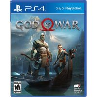 God of War, Sony, PlayStation 4, REFURBISHED/PREOWNED