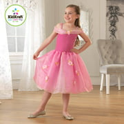 KidKraft Pink Rose Princess Dress Up Costume