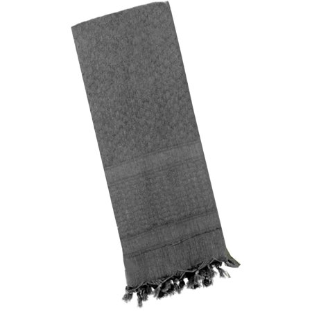 Shemagh Solid Colored Tactical Scarf