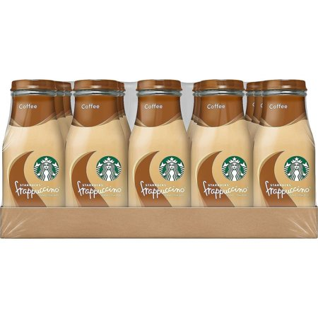 (15 Bottles) Starbucks Frappuccino Coffee with Caramel, 9.5 Fl Oz (Starbucks Halloween Frappuccino)