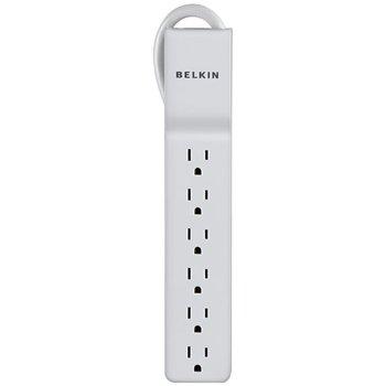 Belkin 6-Outlet Surge Protector