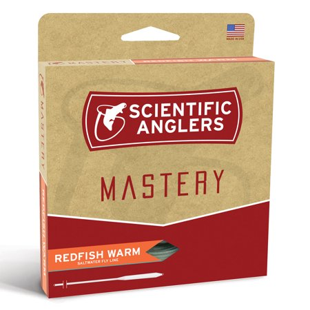 Scientific Anglers Mastery Redfish Warm Water Weight Forward Fly Fishing Lines