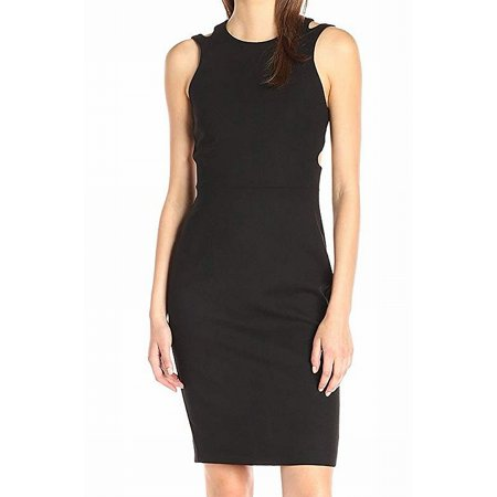 2b2a4c477aac French Connection Dresses - French Connection Women's Whisper Light Cut Out  Dress 0 - Walmart.com