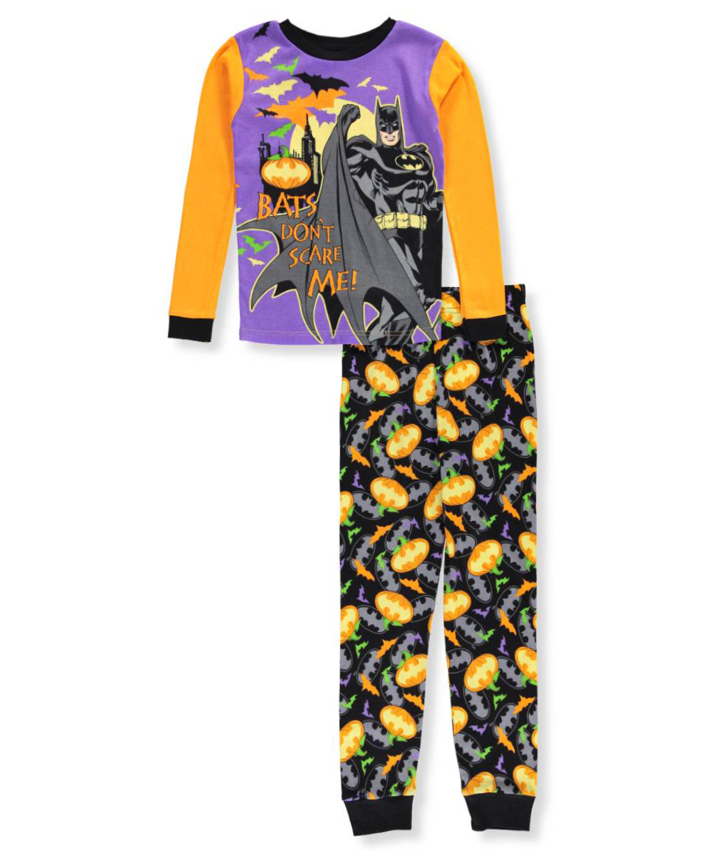 Batman Big Boys' 2-Piece Pajamas (Sizes 8 20) by Batman