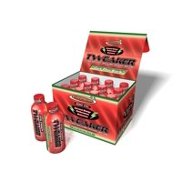 Tweaker Energy Shot, Watermelon, 2 fl oz, 12 count