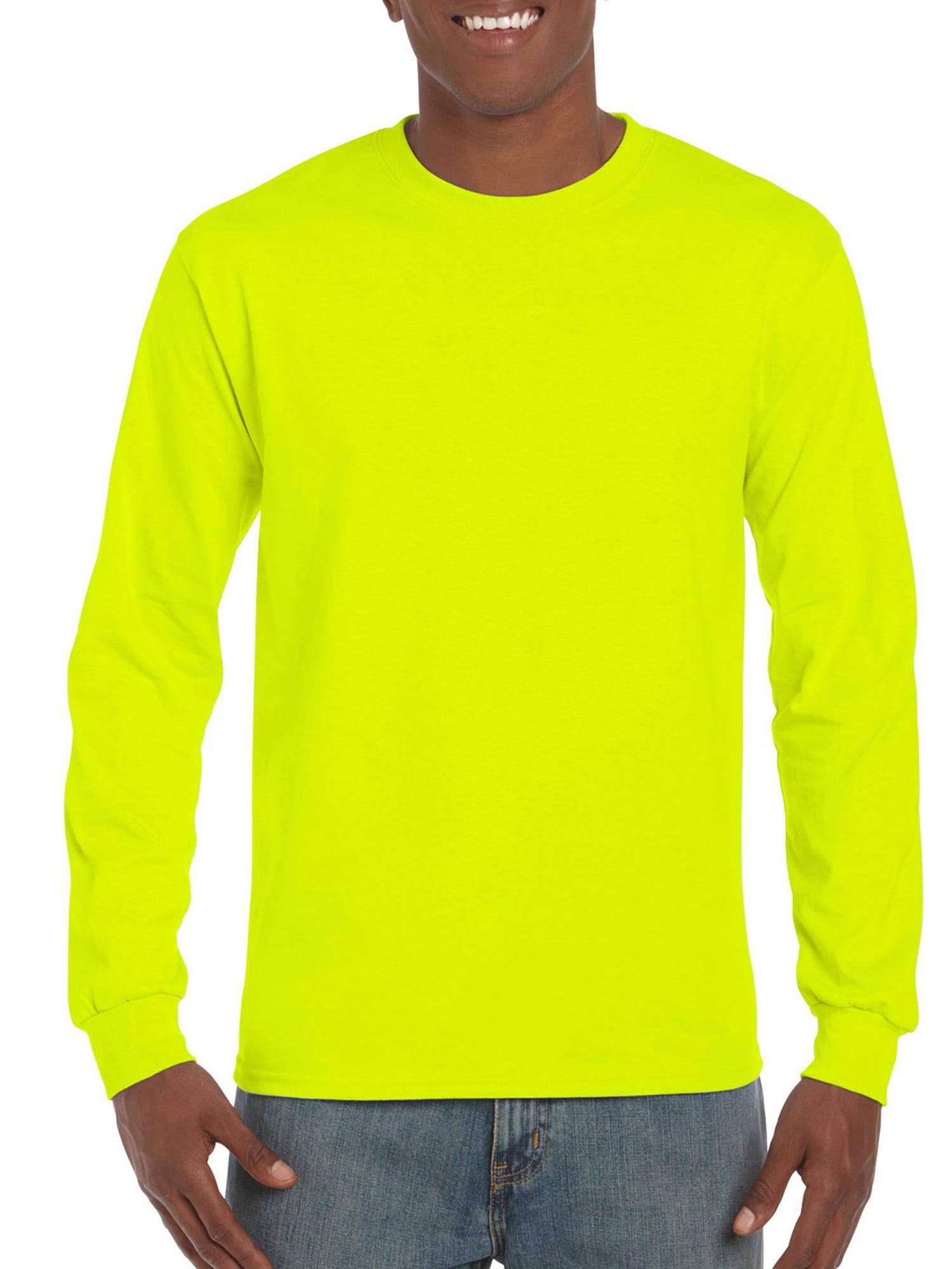 Gildan - Gildan Mens Classic Long Sleeve T-Shirt - Walmart.com b53fa345c7a