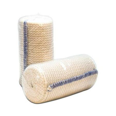 """Elastic Bandage, Velcro Closure, Latex Free, 4"""" X 5 Yds. 4/Pack"""