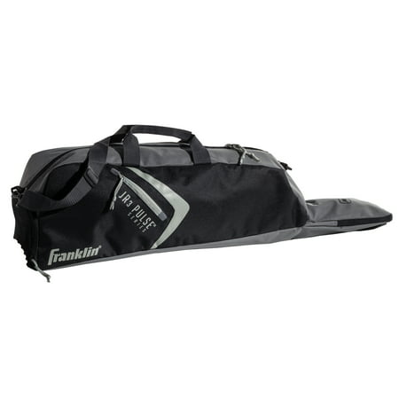 Franklin Sports JR3 Pulse Equipment Bag - Black/Gray