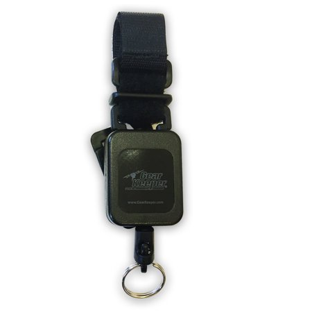Gear Retractor (COMBO MOLLE MOUNT (SHEARS RETRACTOR) 3OZ, Nylon Coated Stainless Steel Cable By Gear)