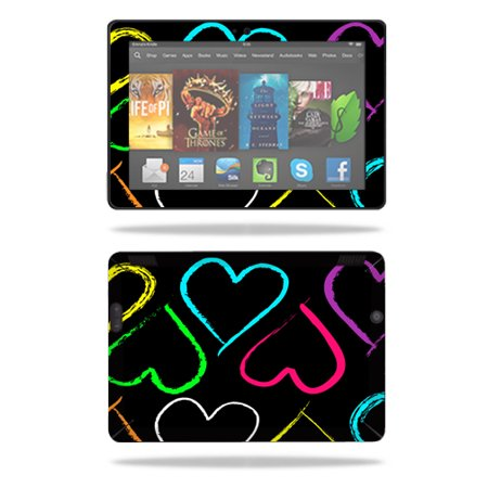 Skin Decal Wrap for Amazon Kindle Fire HDX 7