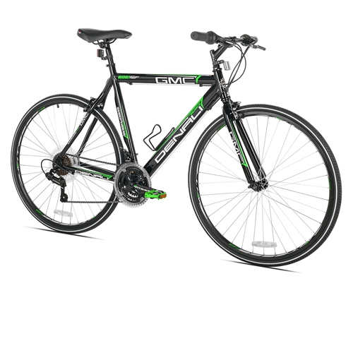 Road Bike by GMC - Flat Bar 700c, 20'' Denali
