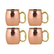 Oggi Moscow Mule Copper Mug, 20-Ounce
