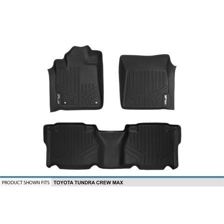 Maxliner A0108 B0022 Maxfloormat All Weather Custom Fit Floor Mats Fits Tundra