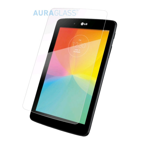 BodyGuardz AuraGlass ScreenGuardz for LG G Pad 8.0