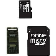 Dane-Elec DA-3IN1-16G-R 8GB Class 4 microSD Card