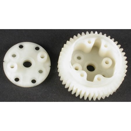 4181 Differential Gear/Side Cover Plate/Screw