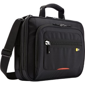 "Case Logic 14"" Security Friendly Laptop Case, Black"