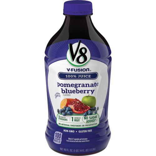 V8 Pomegranate Blueberry, 46 oz.