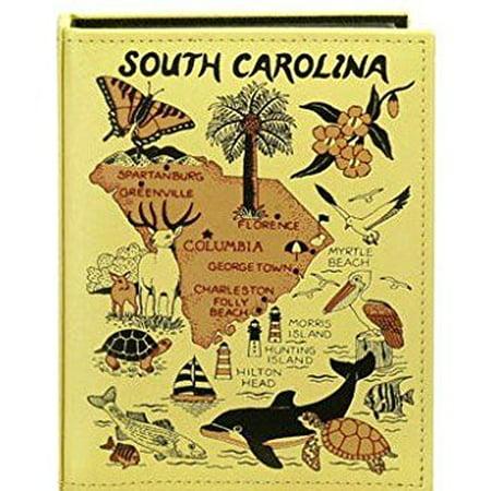 South Carolina Embossed Photo Album 100 Photos 4x6 Walmart Com