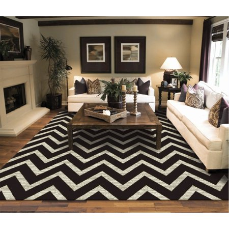 Modern Area Rugs 2x3 Small Rugs for Black Bedroom Door Mat Area Rugs