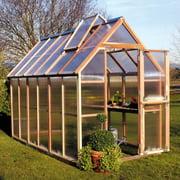 Sunshine Mt. Hood 6 x 12 Foot Greenhouse