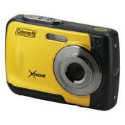 Coleman C20wp-y 18.0-megapixel C20wp Xtreme Hd Waterproof Digital Camera (yellow)