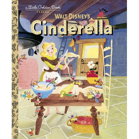 Little Golden Books (Random House): Cinderella (Disney Classic) (Hardcover)](Cinderella Classic)